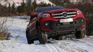 Mercedes Klasy X - MAXXX Jazda #1 TEST/RECENZJA