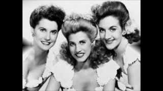 Watch Andrews Sisters Dont Bring Lulu video