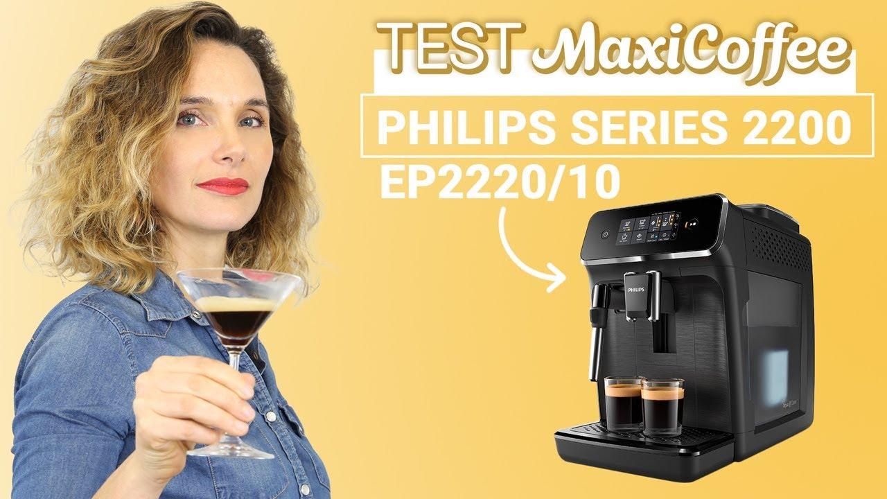 philips 2200 series lattego kaffeevollautomat ep2235/40