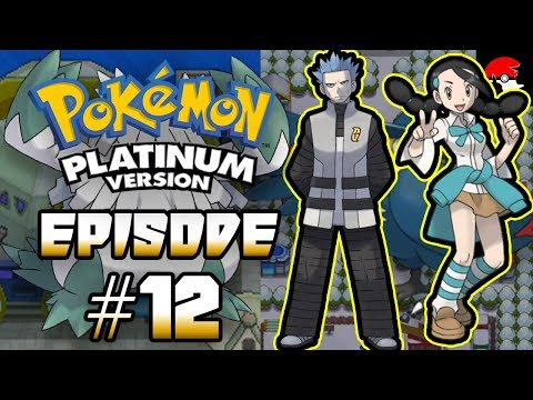 MEMBEBASKAN UXIE MESPRIT DAN AZELF ! GYM 7 & REMATCH VS CYRUS ! POKEMON PLATINUM EPISODE 12