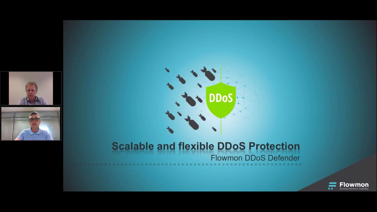 DDoS Protection for High Speed Networks