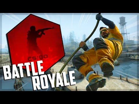 *NEW* DANGER ZONE - CS:GO Battle Royale!