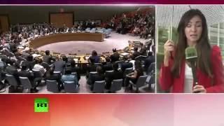 Виталий Чуркин просто убил США... Смотреть Всем! Новости Мира,ООН, Россия,США,