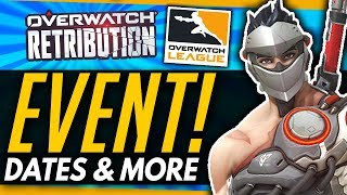 Overwatch | ARCHIVES EVENT Dates Leaked + First Semi-Pro Look At New Patch!