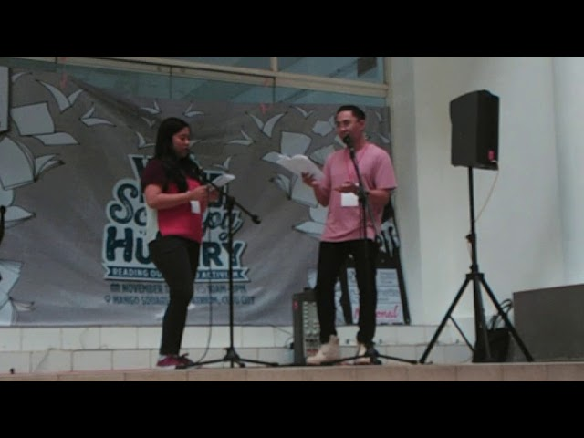 Keeping the Distance by Clarisse David performed by Salve Villarosa and Choi