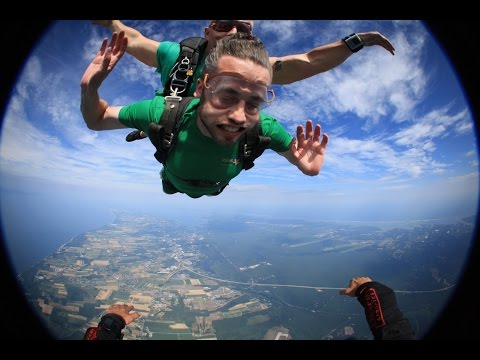 Jake Skydiving