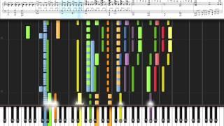 Super Smash Bros. Brawl Theme on Synthesia