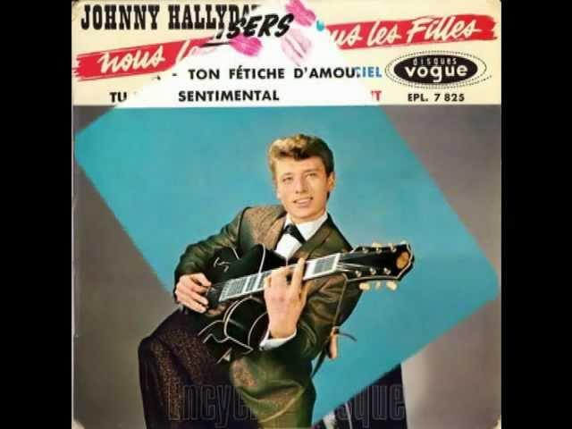 Johnny Hallyday - Tutti Frutti.(1961)