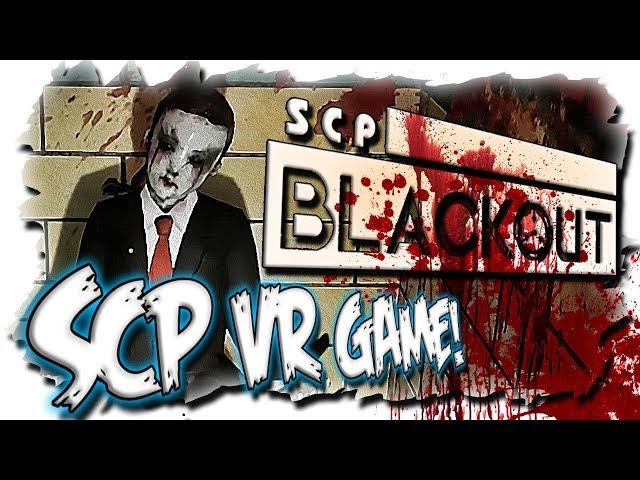 scp blackout deutsch