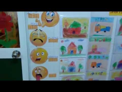 Trang trí lớp 2015   Giải Nhất   Garfield