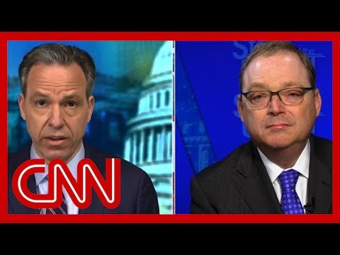 Jake Tapper to Trump adviser: Here's what governors are telling me