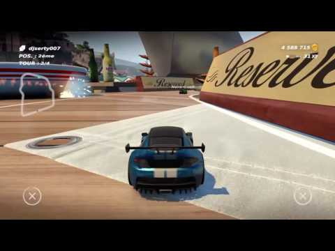 PS4 Table Top Racing World Tour