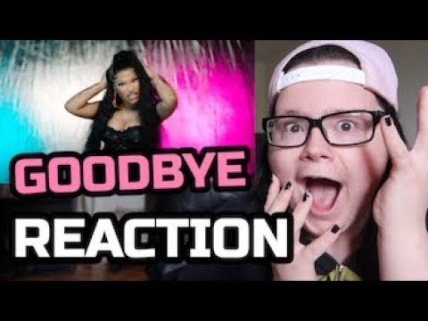 Jason Derulo x David Guetta - Goodbye ft. Nicki Minaj & Willy William Music Video | REACTION