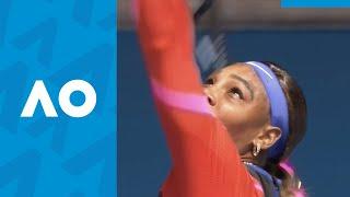 Aryna Sabalenka vs Serena Williams Extended Highlights (4R)