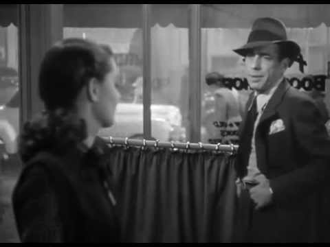 The Big Sleep, best scene ever.