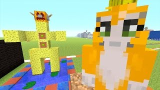 Minecraft: Xbox - Building Time - Building Time?! {71}
