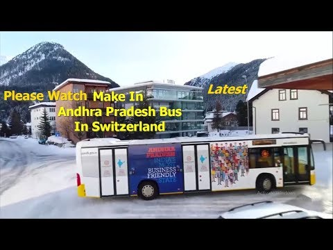 Our APCM CBN Bus in SWITZERLAND DAVOS Please watch it Exclusively