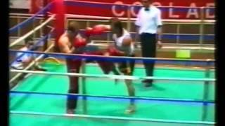 """EXHIBICION AÑO 1992 """"BENNY-THE JET-URQUIDEZ VS. FABIAN CUENCA"""""""