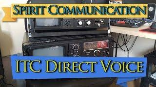 Spirit Communication - Direct Radio Voice