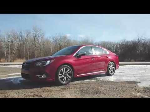 Subaru Legacy Sport 2018| Complete Review in 4K | with Steve Hammes | TestDriveNow