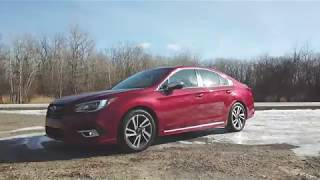 Subaru Legacy Sport 2018| Complete Review in 4K | with Steve Hammes