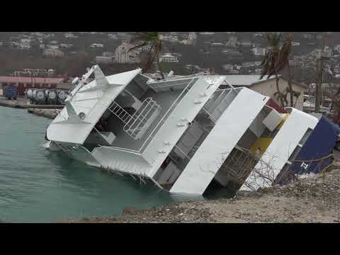 Virgin Islands Irma Relief