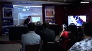 Presentación y Masterclass Yo Serato en FNAC Callao (Madrid)
