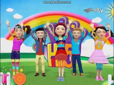 OBB Hi-5 (2017) di RTV , Short Version