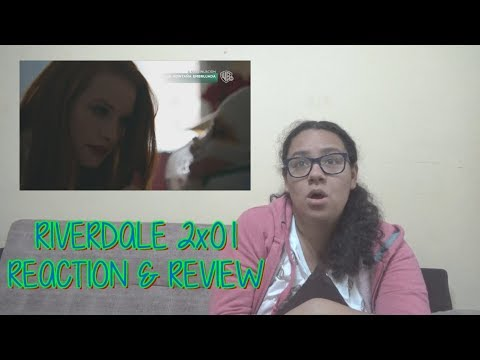"Riverdale 2x01 REACTION & REVIEW ""Chapter Fourteen: A Kiss Before Dying"" Season Premiere 