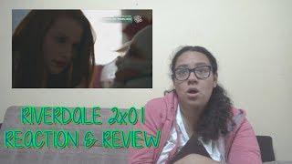 Riverdale 2x01 REACTION & REVIEW