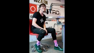 Арсений Попов на Радио METRO 11 03 2020 аудиозапись