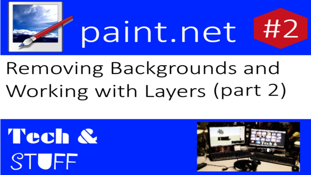 how to use layers in paint net