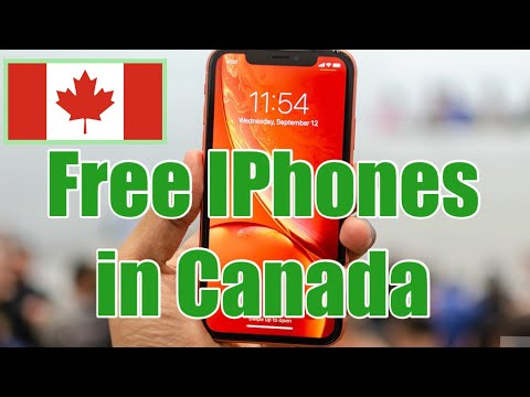 How People  Get Free IPhones In Canada