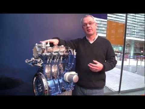 Фото к видео: Ford 1.0 Ecoboost engine