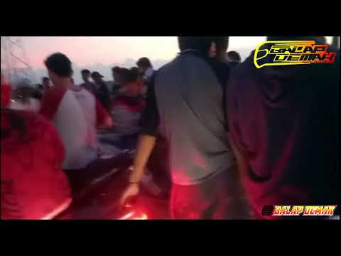 PMone NGHOS VS MUJAP TECH balapdemak balap gubug