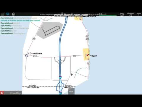 Roblox - UD | WESTOVER/ODESSA/NEWARK MAP IN NOYAN!
