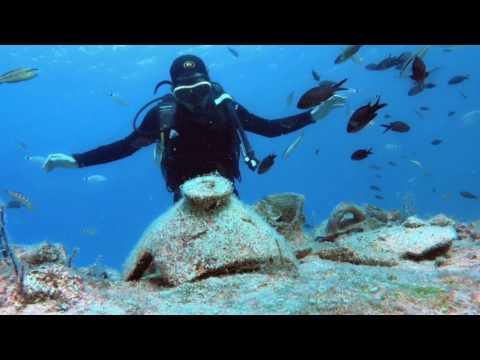 Antalya - Three Islands Scuba Diving (Jet Ski Wreck, Plane Wreck, Cave Diving)