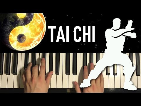 HOW TO PLAY - FORTNITE - Tai Chi (Piano Tutorial Lesson)