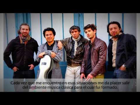 Survier Flores, la passion d'un Latino-Américain à Paris - Interview - Video HD 1080p