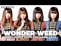 「ワンダーウィード」WonderWeed Live @Japan Expo Thailand 2020