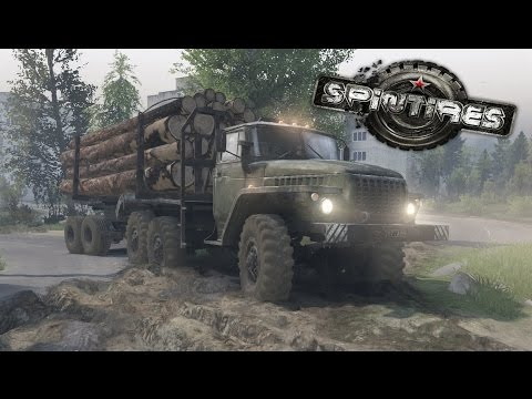 Spintires - First Trip!