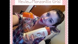 Parte 2. Como aclare mi cabello naturalmente. Reseña Manzanilla Grisi