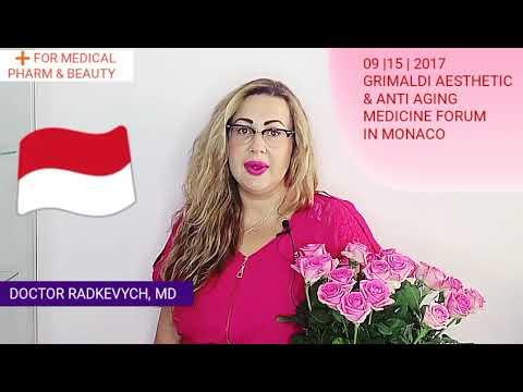 DOCTOR RADKEVYCH   MONACO   GRIMALDI