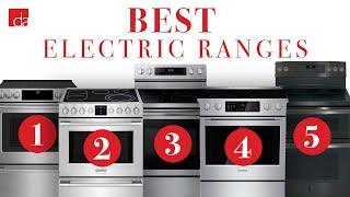 Electric Range - T๐p 5 Best Models