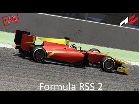 Formula RSS 2 for Assetto Corsa @Spa