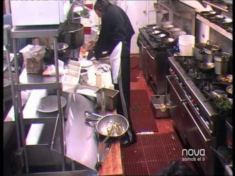 Pesadilla en la cocina 1x09 Campania