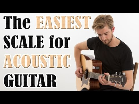 the-best-easy-scale-for-acoustic/-electric-guitar