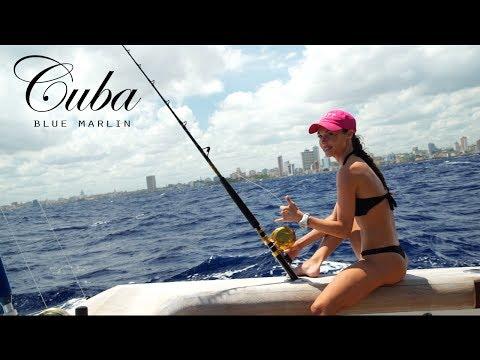 Salt Life Cuba Episode 1- Blue Marlin Fishing Cuba