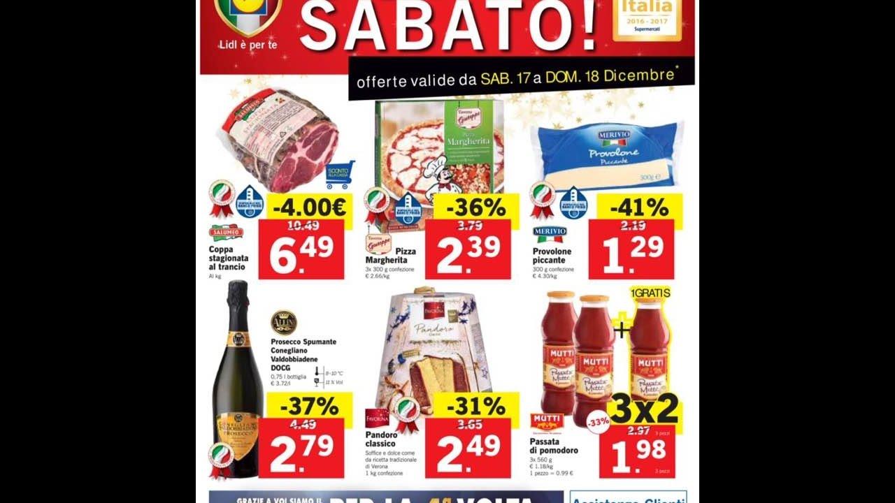 Lidl Super Sabato Volantino 66 Offerte Valide Dal 12 Al 18
