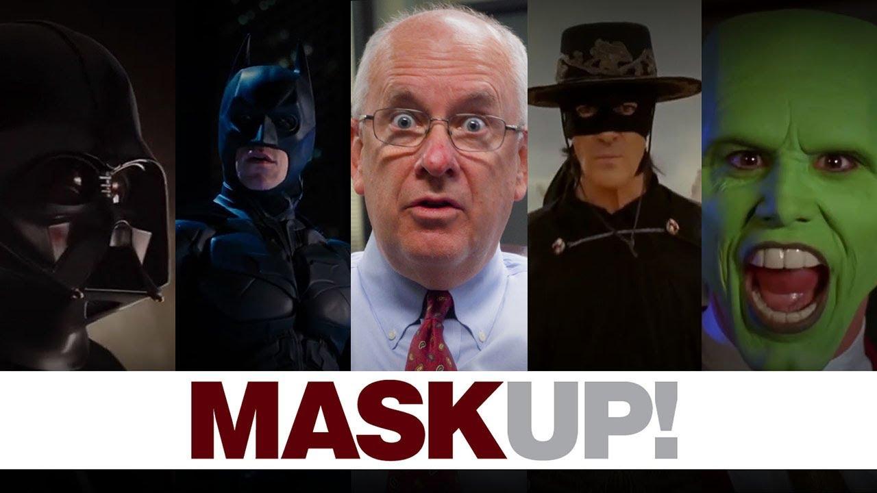Mask Up. Bear Up.